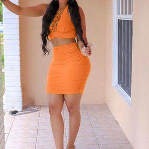 Dresses & Skirts - Two piece dress set